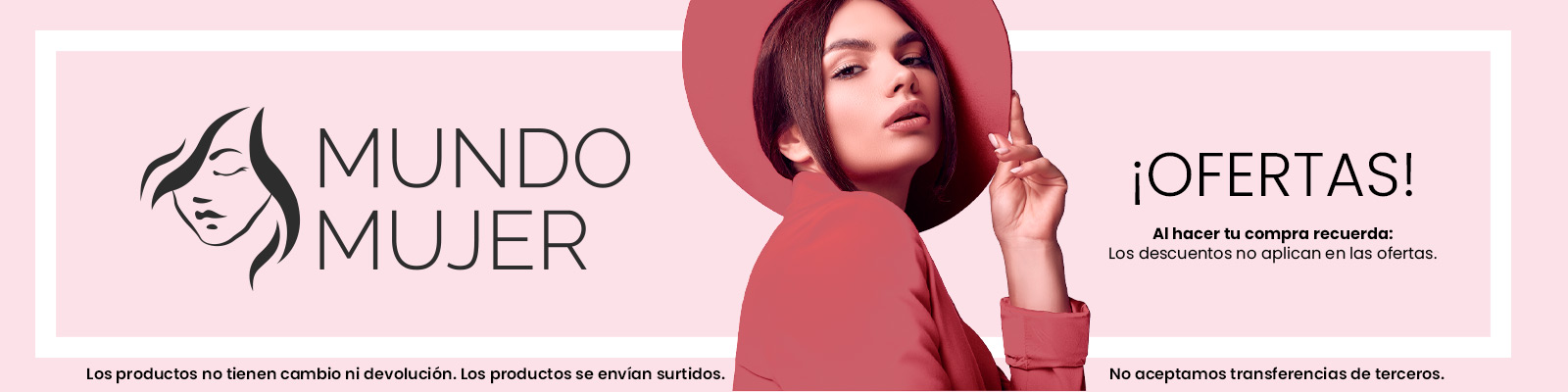 Banner OFERTAS M. MUJER.